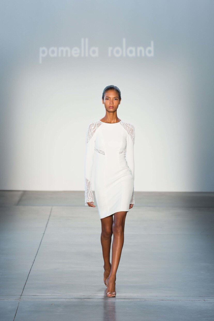 Pamella Roland - streamlines