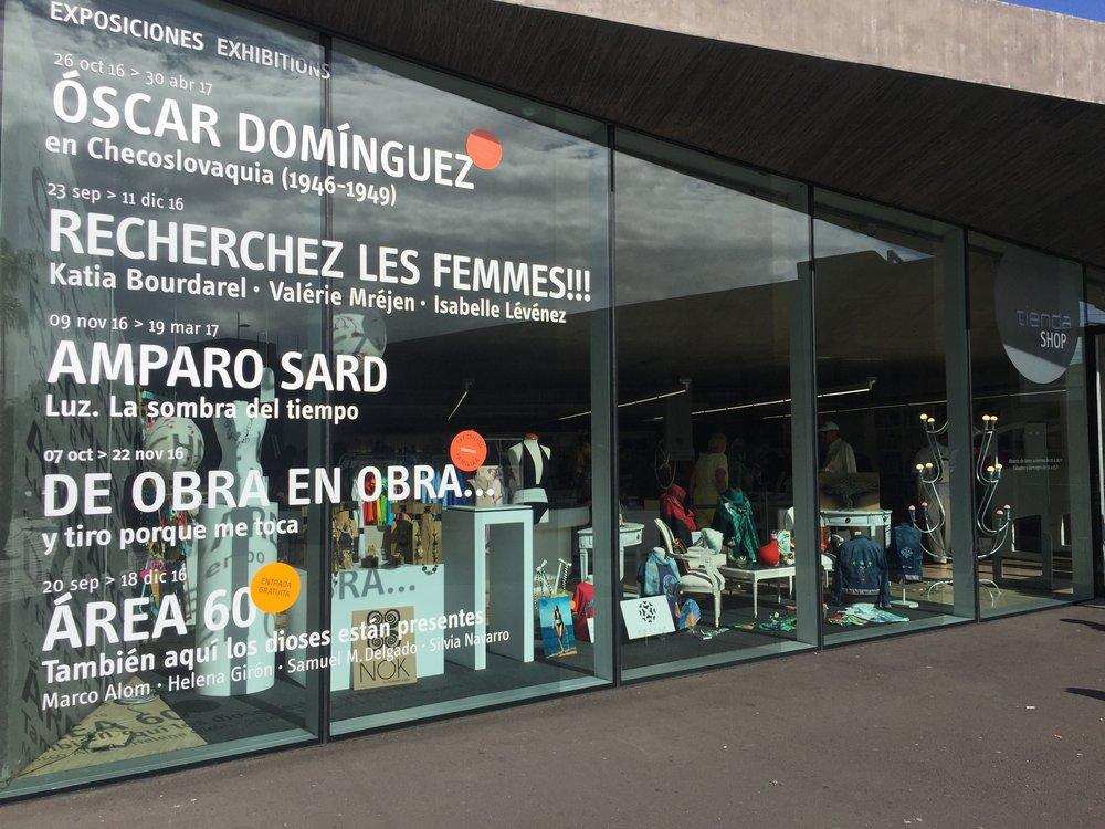 The shop at TEA - Espacio de las Artes