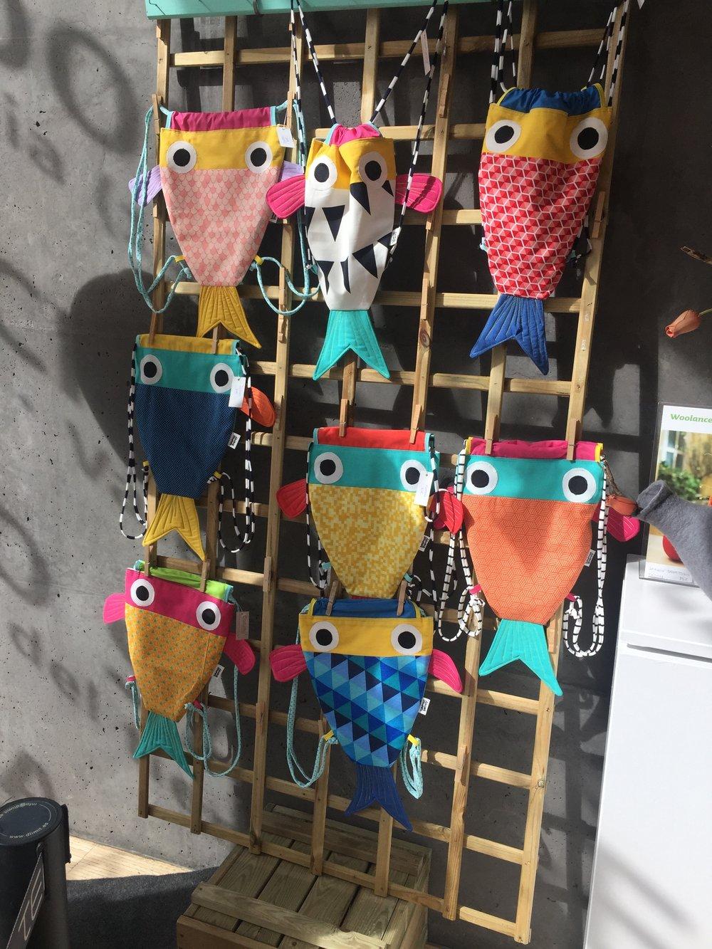 Costurilla handmade shouts colour!