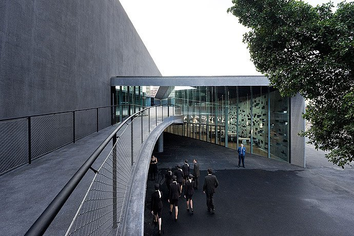 Incredible building by Herzog & de Meuron