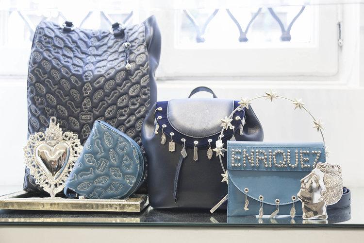 Eine Auswahl der unterschiedlichen Styles in der Kollektion.