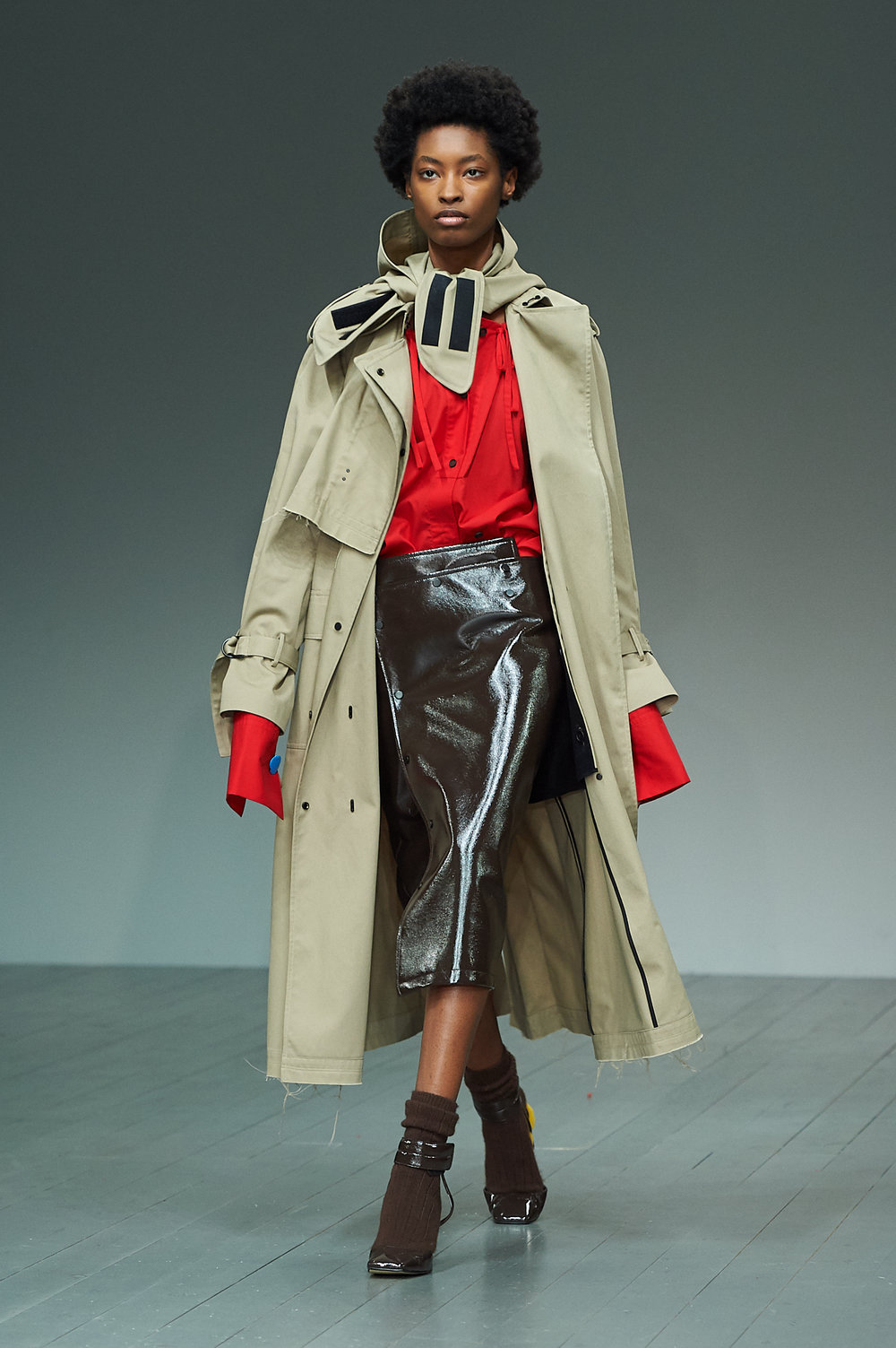 Eudon Choi - FW2018 - Trench coat