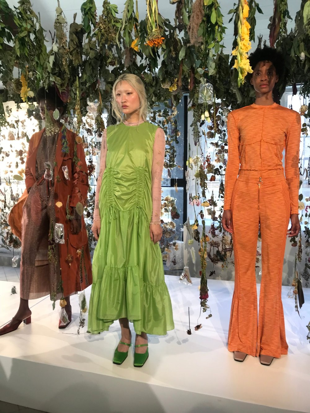 Steventai - SS2019 - Ruched