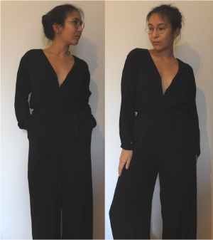 option 3: long jumpsuit