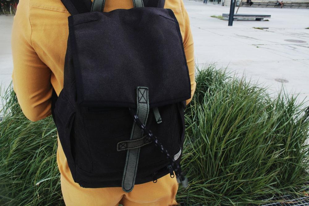 AEP backpack -