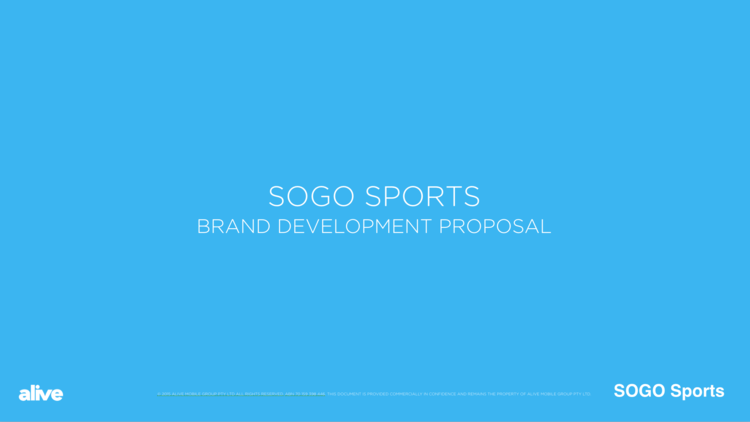 Brand Strategy Proposal