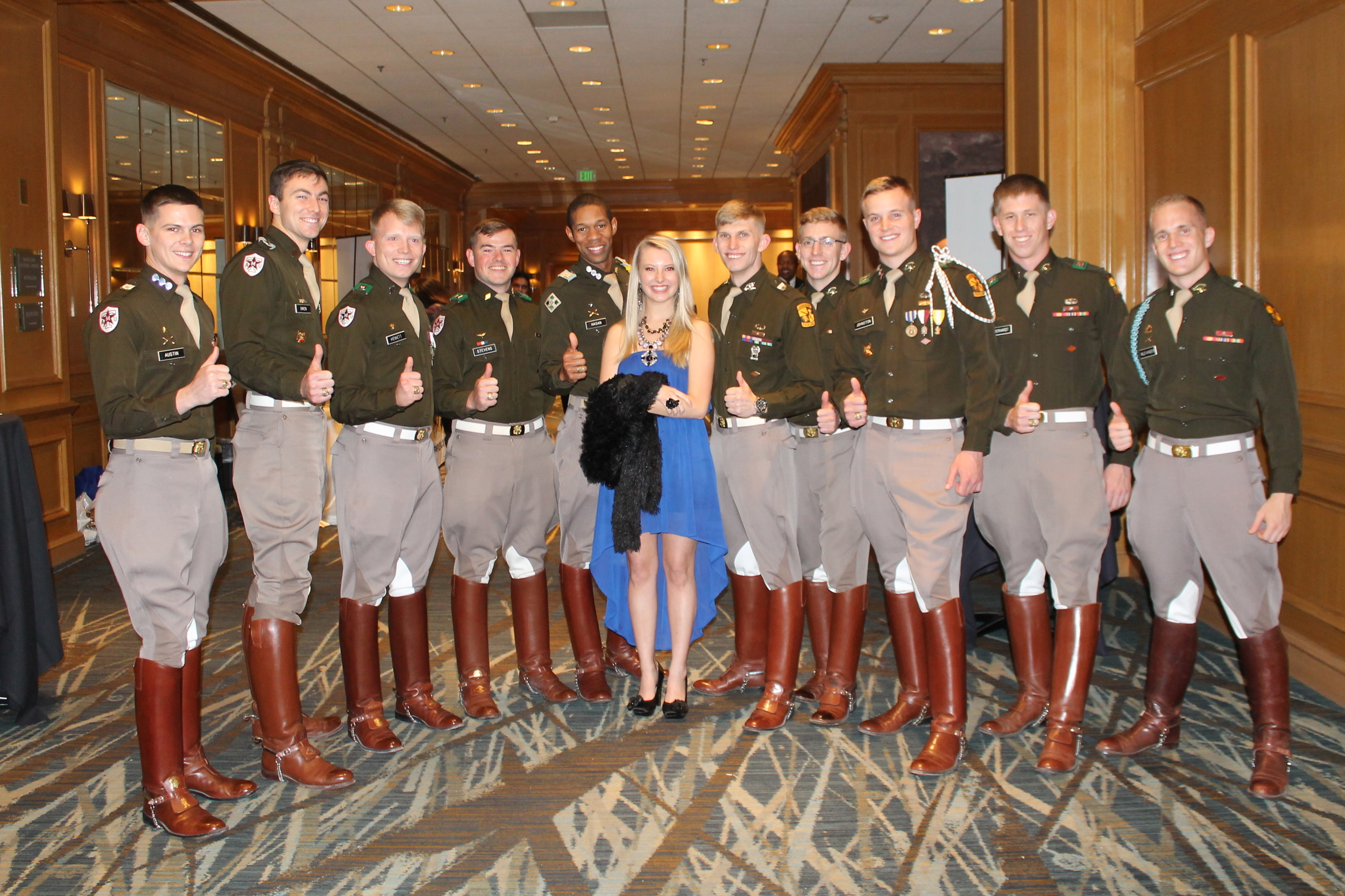 Senior Corps of Cadets Texas A&M University