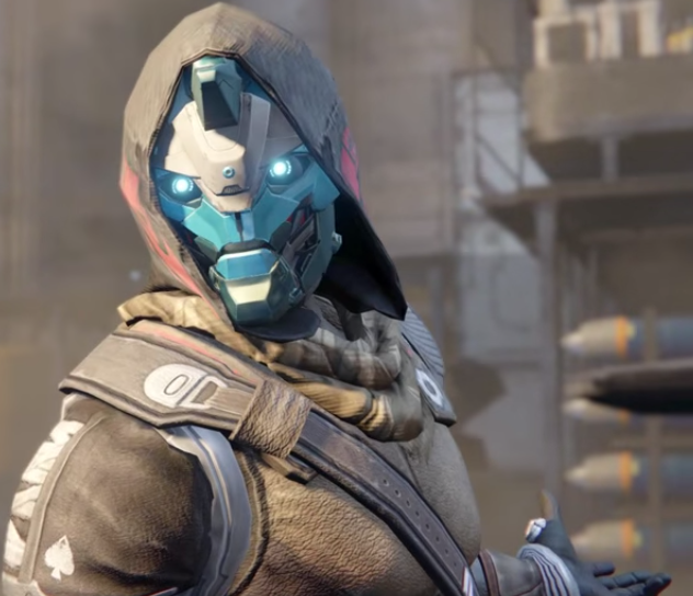 Your robot buddy Cayde-6