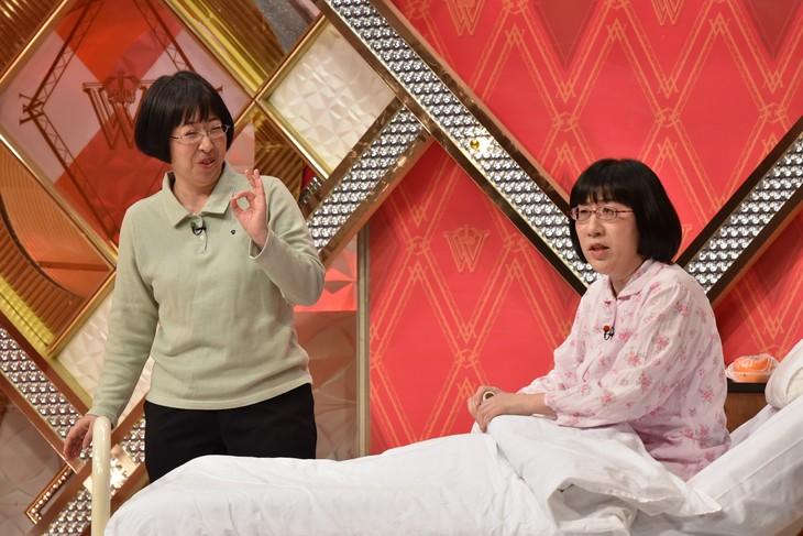 The 2018 champions, Asagaya Shimai. (Photo from Nihon TV,  link )