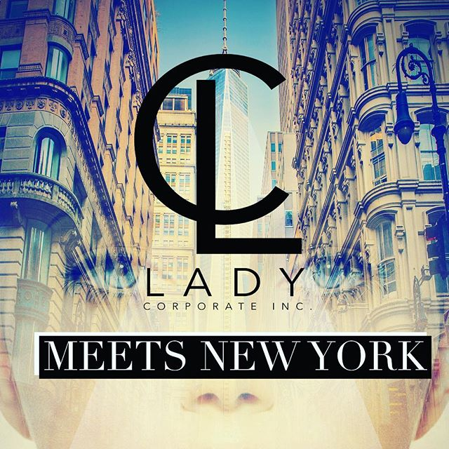Hey Ladies!  Yes it's true! We're in NYC shooting our campaign video! Deets released next week! #whatamonday #ladycorporate