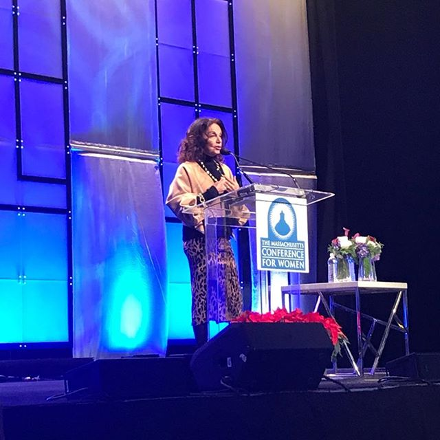"""Feminism is fashionable again."" Diane von Furstenberg #dvfvoices #MassWomen #ladycorporate #womensupportingwomen"