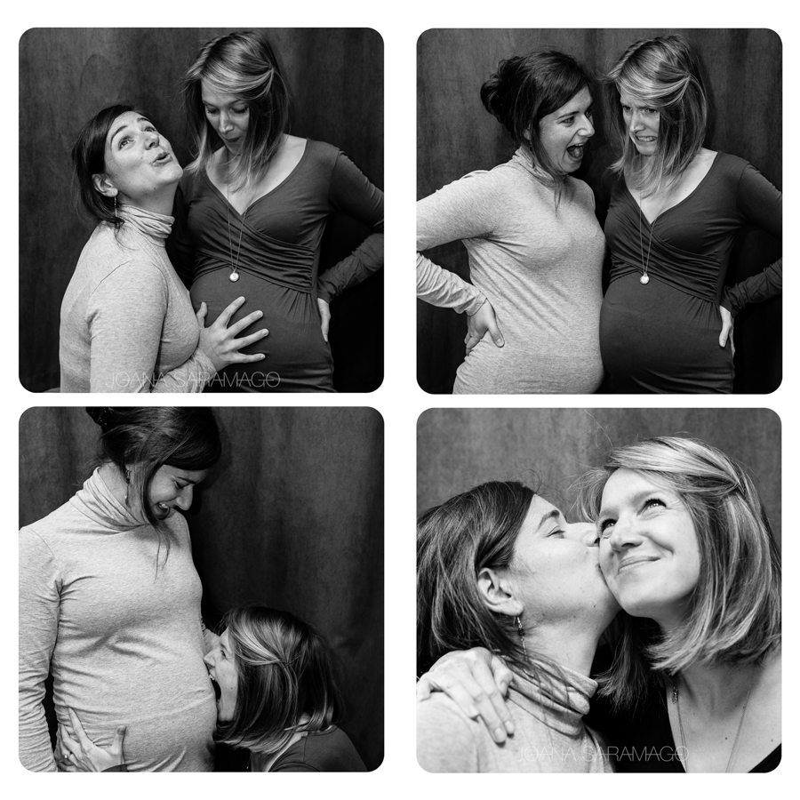 Photobooth — Maternity photography