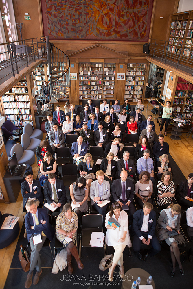 French Chamber of Commerce Economic Update debate at the French Institute Library, London 2016