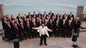 The Festivities can start. Join us on the 11th December at 9pm and listen to the amazing Mevegissey Male Voice Choir