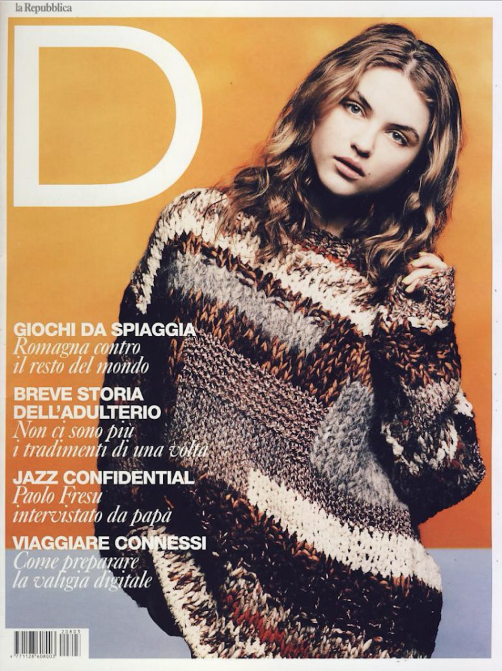 D Magazine Covers