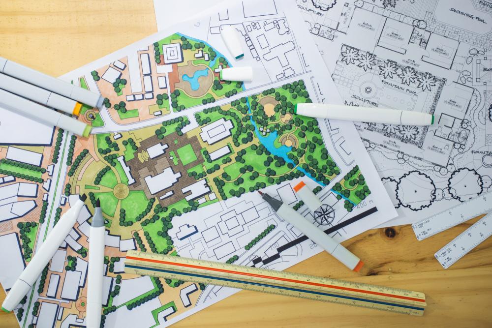 Création - A votre écoute pour vos projets et travaux, nous saurons vous conseiller pour aménager et structurer vos espaces.Engazonnements, plantations, terrasses, allées sont au cœur de notre métier.