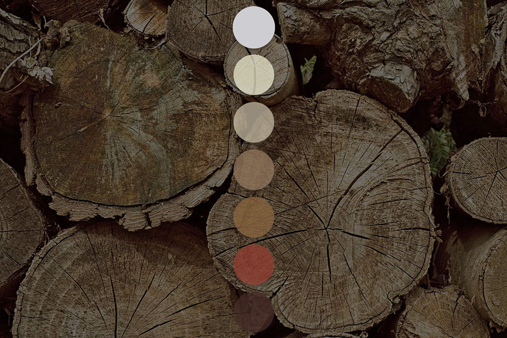 Wood colors