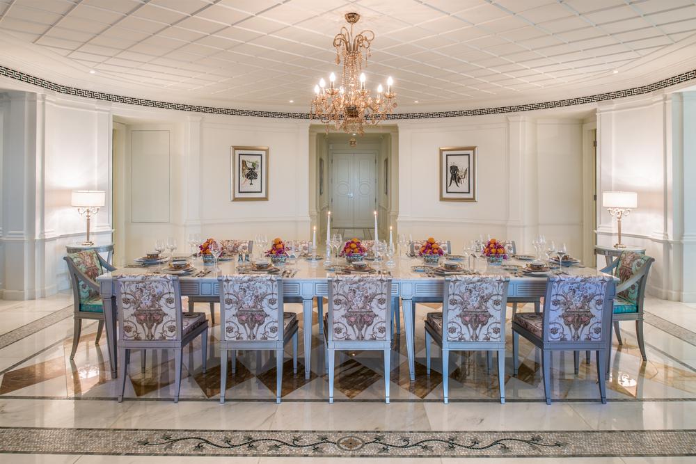 The Hotel That Fashion Built Donatella Versace Opens Her New Dubai Resort