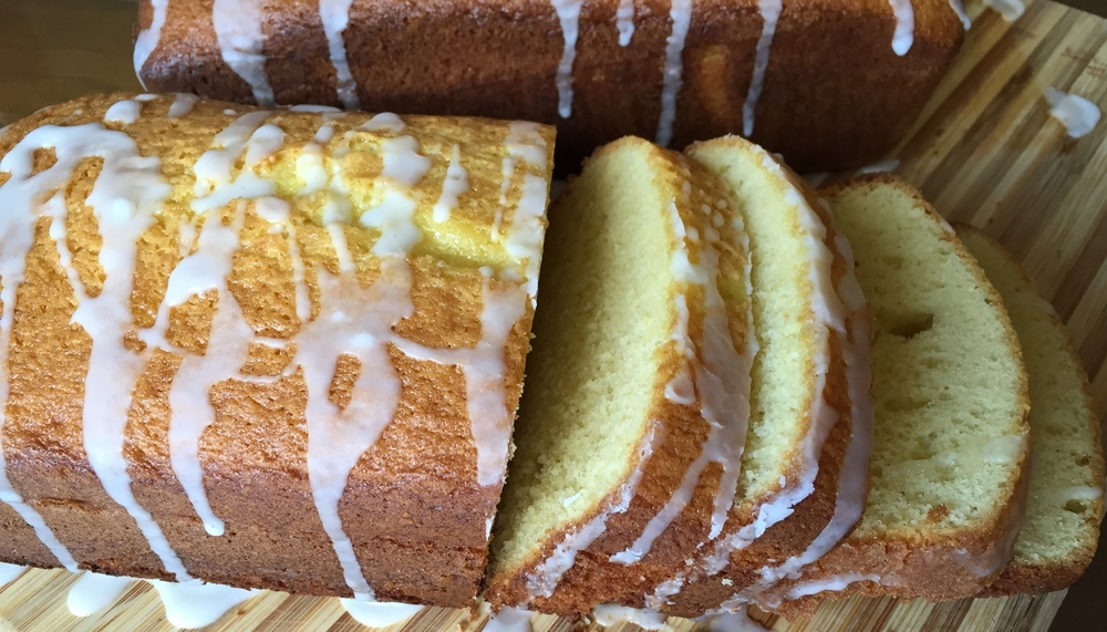Best ever pound cake! Easy to make, delicious and better for you!