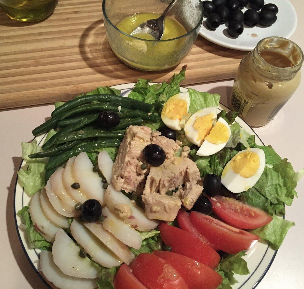 Mediterranean Salad Medley