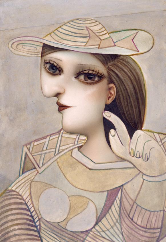 """Naoto Hattori, """"Hello Picasso"""" (2013)"""