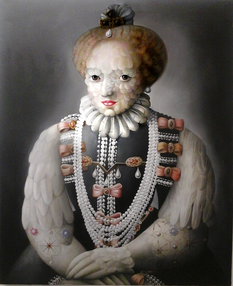 "Amy Hill, ""Queen Bird"" (2015)"