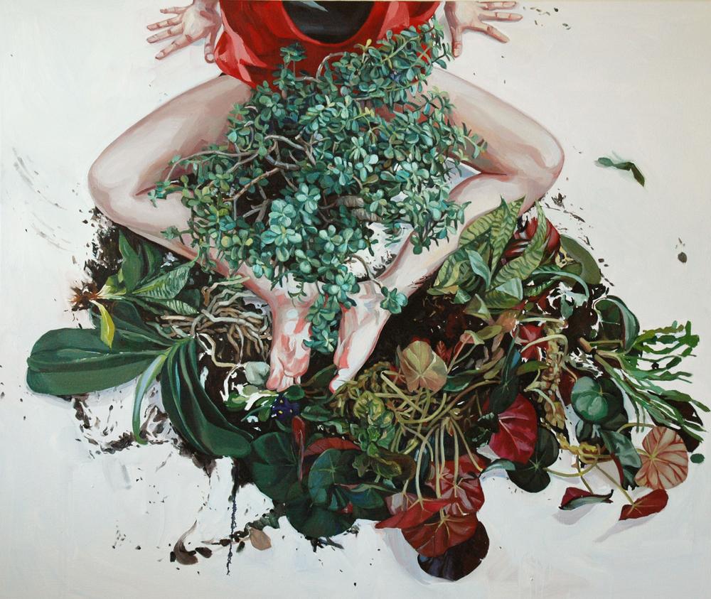 """Jee Hwang, """"Island"""" (2014)"""