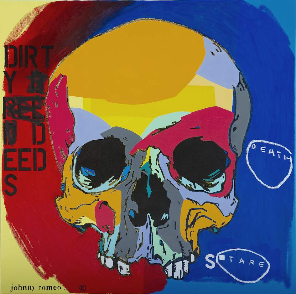 "Johnny Romeo, ""Death Stare"" (2013)"