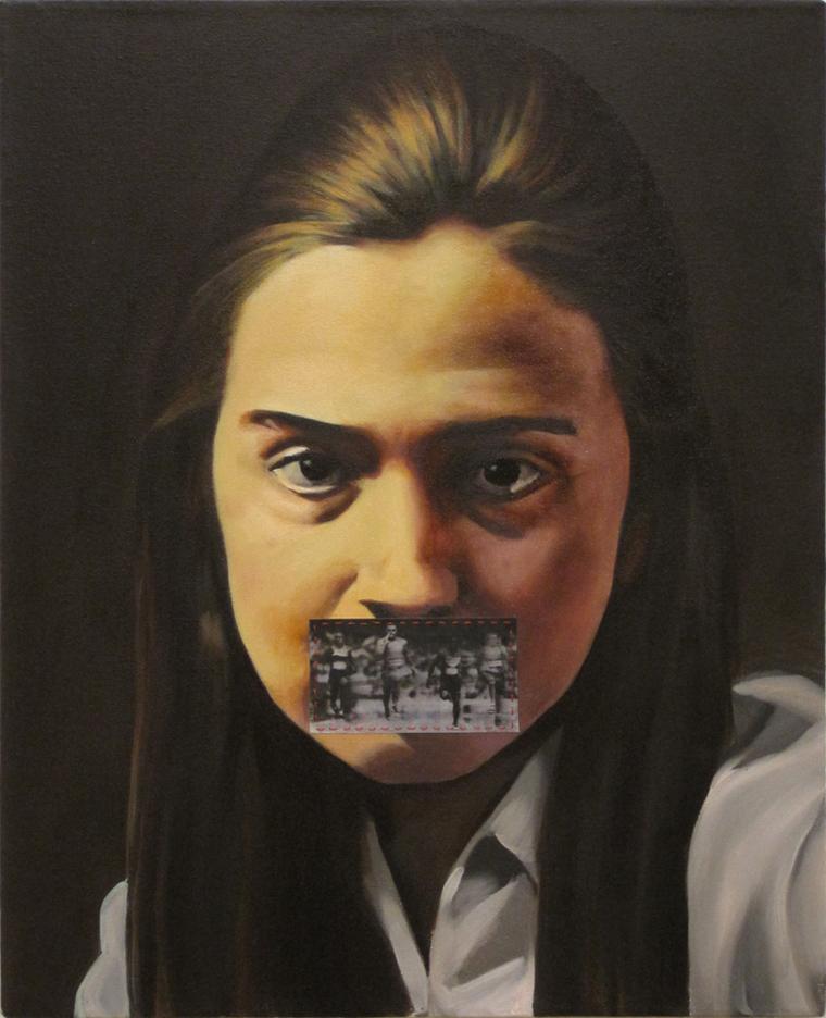 """Catherine Tafur, """"Hillary Rodham"""" (2012)"""