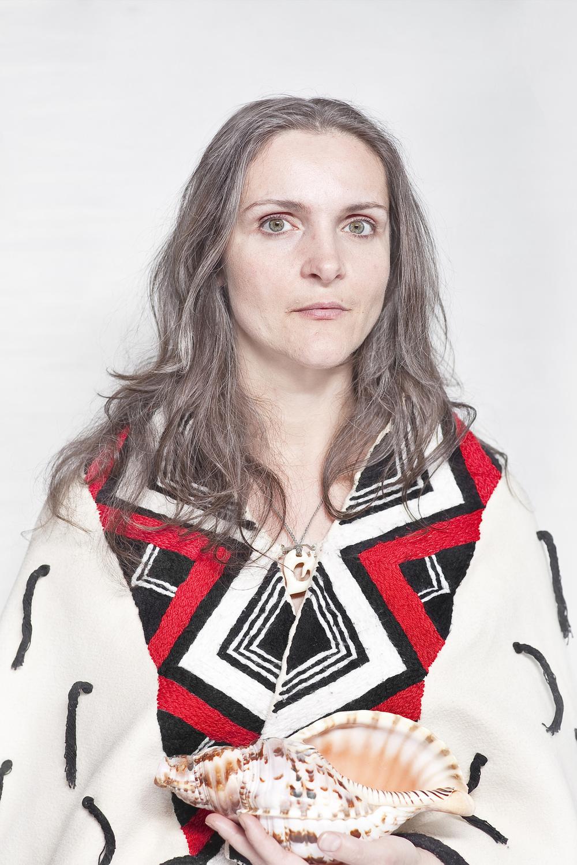 """Katarzyna Majak, """"Justyna"""" (2012)"""