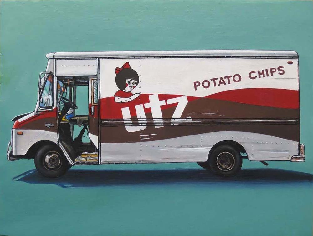 """Kevin Cyr, """"Utz"""" (2009)"""