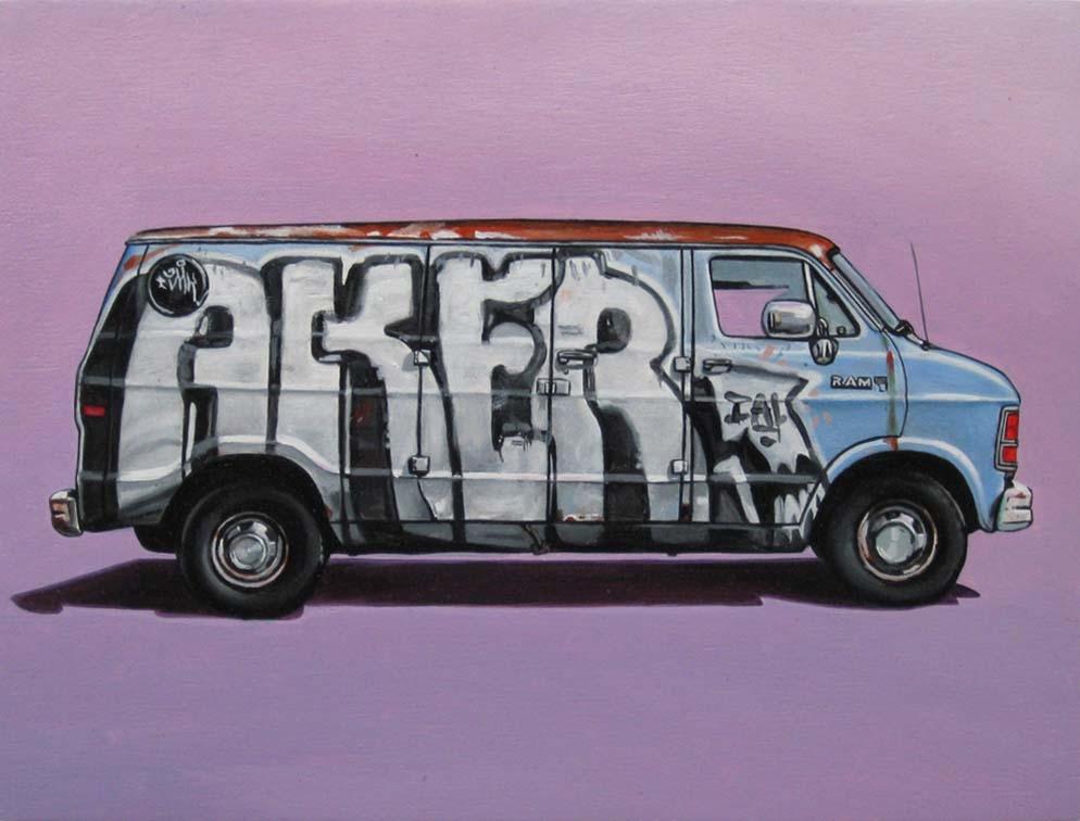 """Kevin Cyr, """"Aker"""" (2009)"""