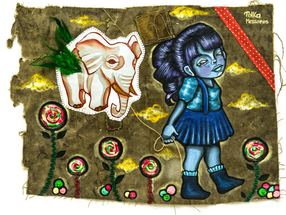 """Tikka, """"Animal De Estimação Imaginario (Imaginary Pet)"""" (2014)"""