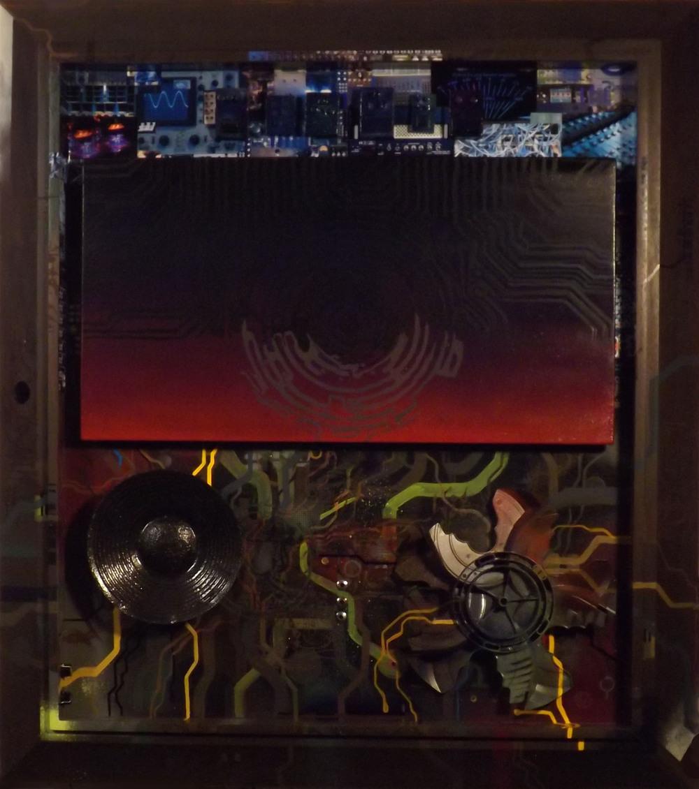 "Tom Wilson, ""Hexode"" (2013)"