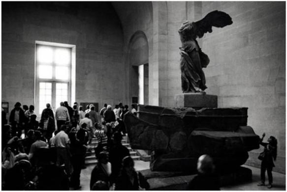"""Ricardo Yamamoto, """"Lourve (Paris)"""" (2006)"""