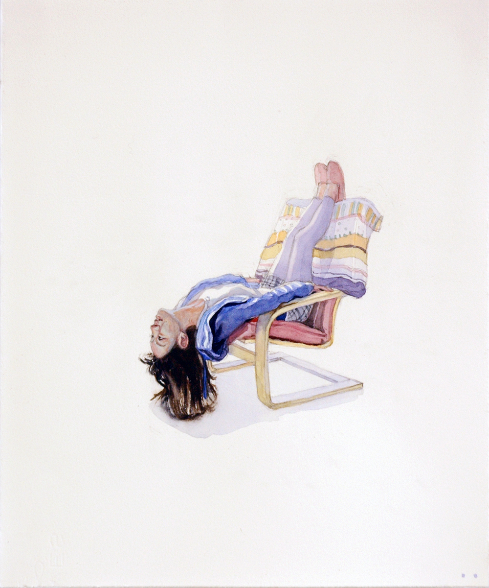 "Jee Hwang, ""Chair Project #2"" (2013)"