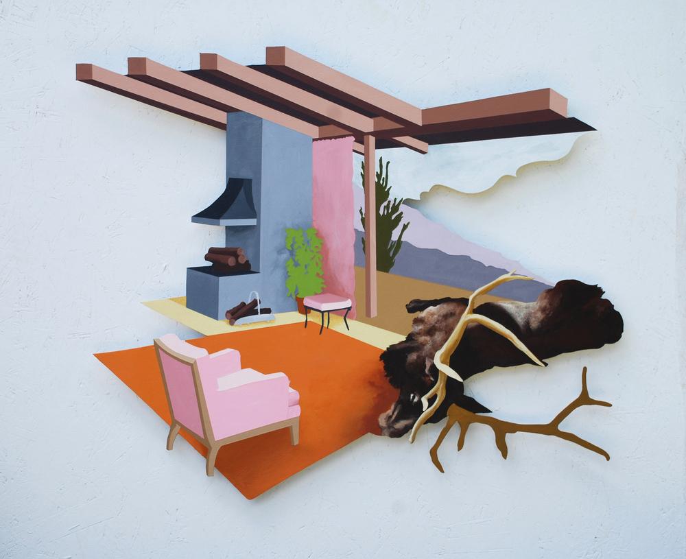 "Lori Larusso, ""Game"" (2010)"