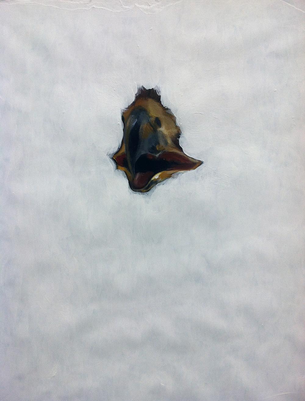 "Jennifer Murray, ""Ornament (Falcon)"" (2013)"