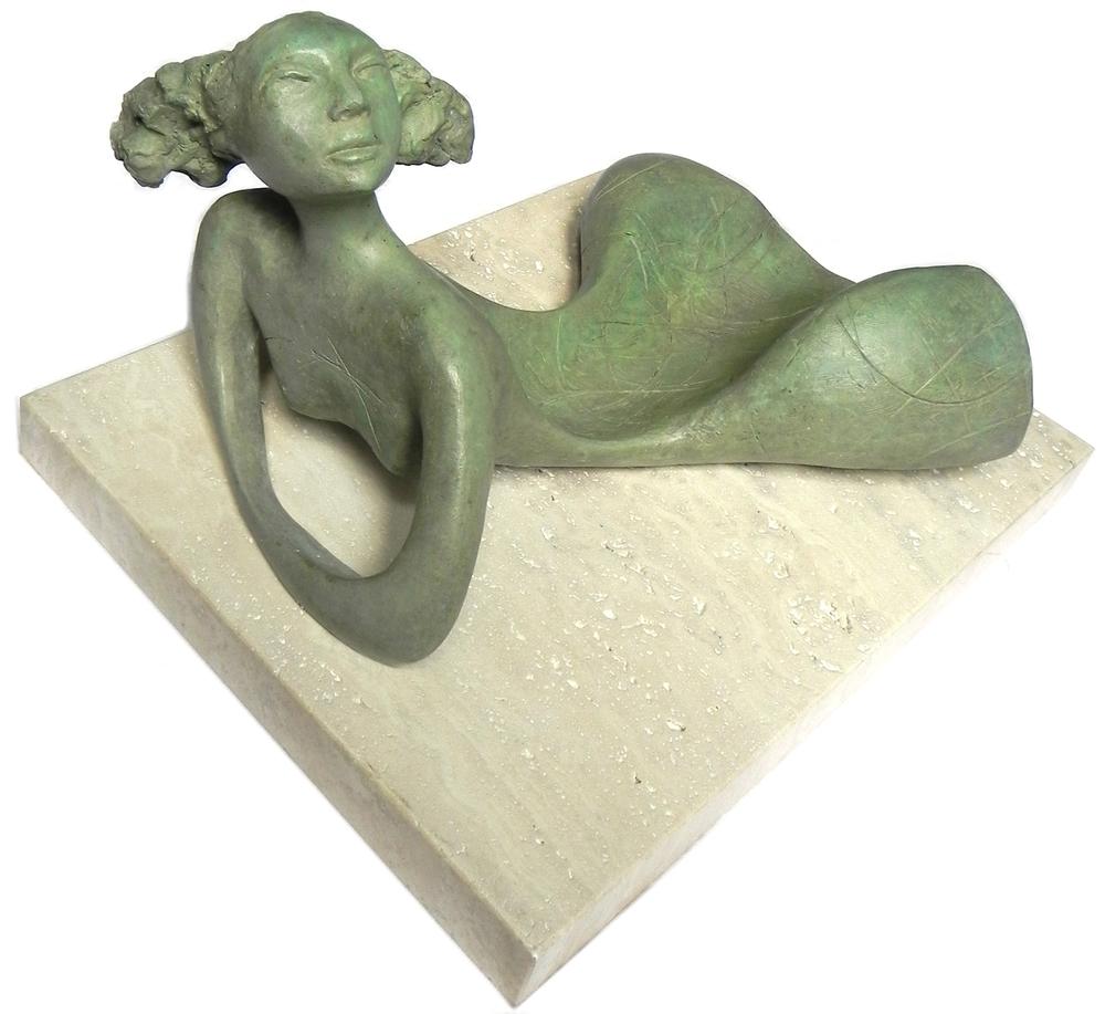 "Carolina Rodriguez Baptista, ""La Pensativa"" (2010)"