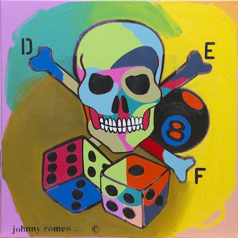 "Johnny Romeo, ""Def Jam"" (2013)"""