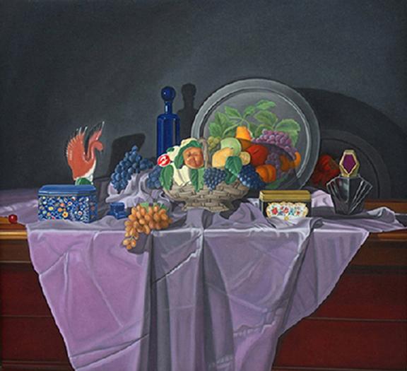 """Laura Shechter, """"Ceramic Fruit Bowl"""" (2010)"""