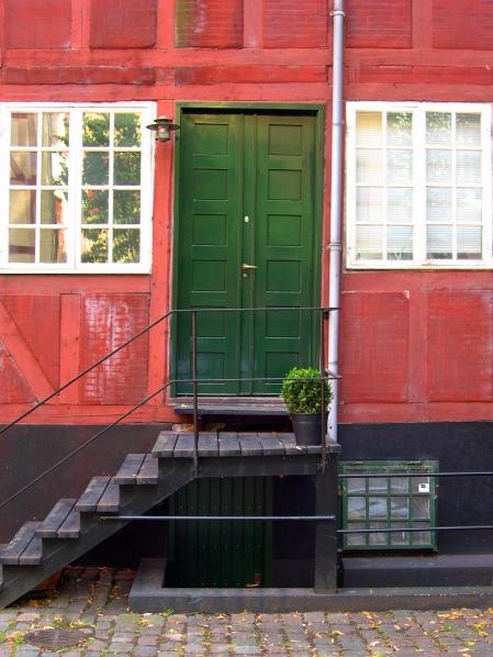 """Daina Falk, """"Copenhagen Facade"""""""