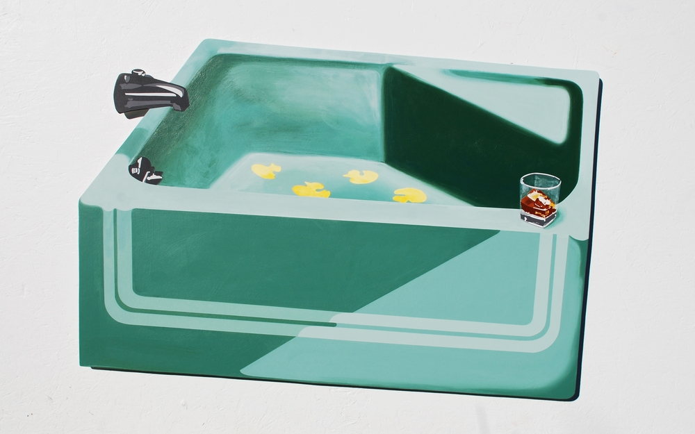 "Lori Larusso, ""Party Tub"" (2013)"