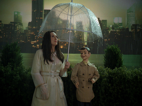 "Laurie Simmons, ""The Music of Regret (Meryl, Act 2, Rain)"" (2006), Digital C-print, Edition of 100, 20"" x 24"""