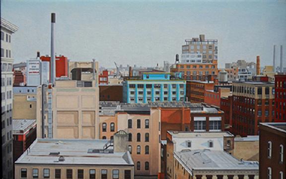 """Laura Shechter, """"USA Storage"""" (2010)"""