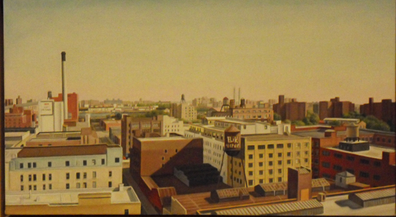 "Laura Shechter, ""View from Dumbo"" (2002)"