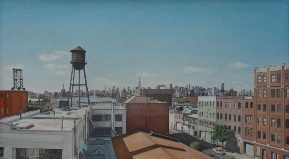 "Laura Shechter, ""Water Tower"" (2006)"