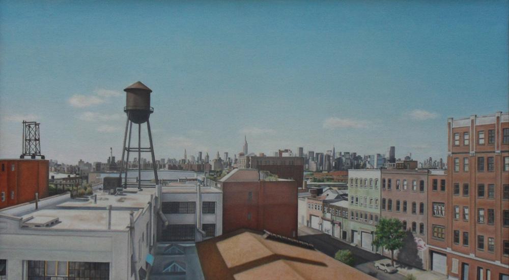 "Laura Shechter, ""Water Tower"" (2006)"