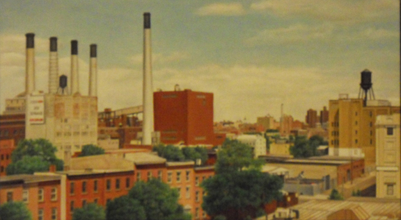 "Laura Shechter, ""Vinegar Hill"" (2003)"