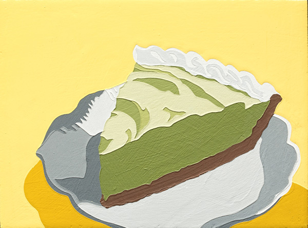 "Lori Larusso, ""Single Slice (Key Lime)"" (2013)"